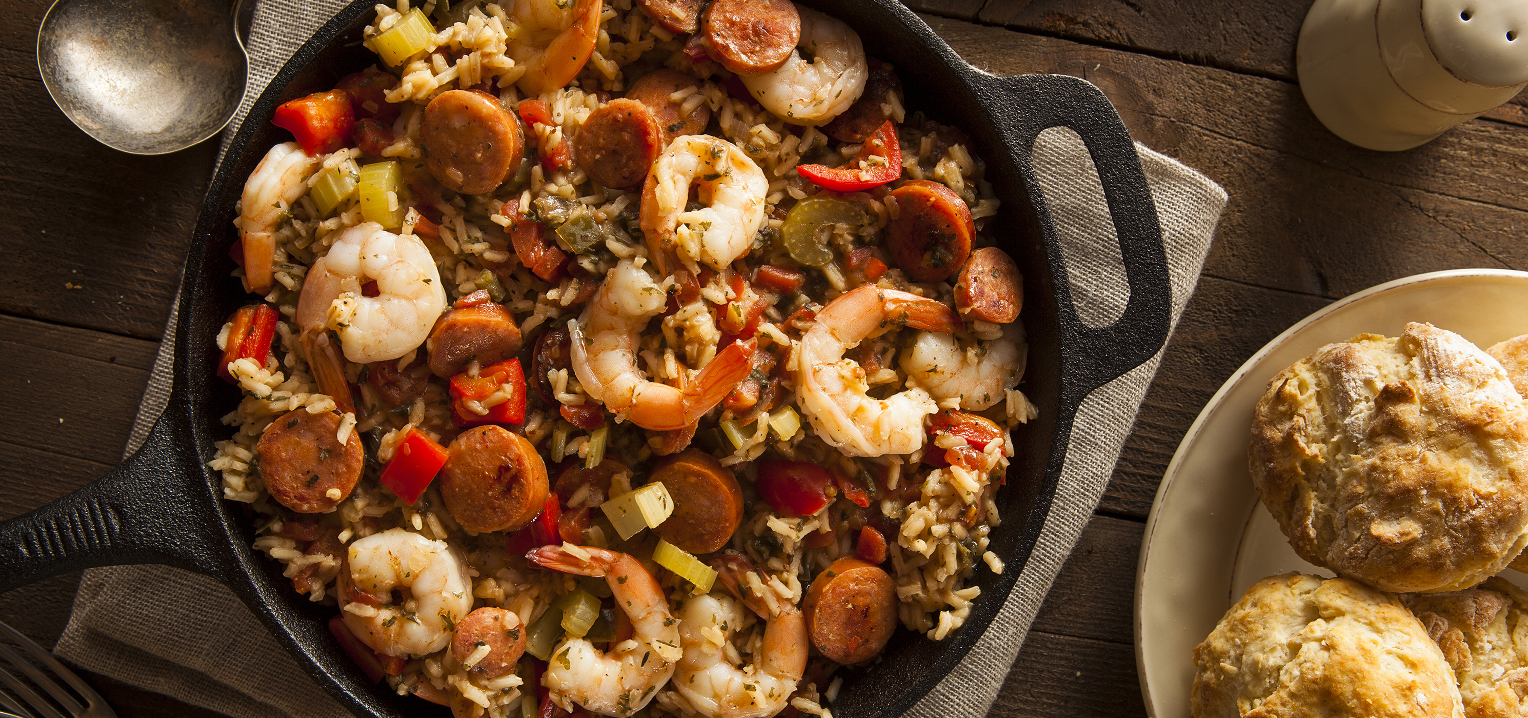 Jambalaya, food, New Orleans, Louisiana, USA